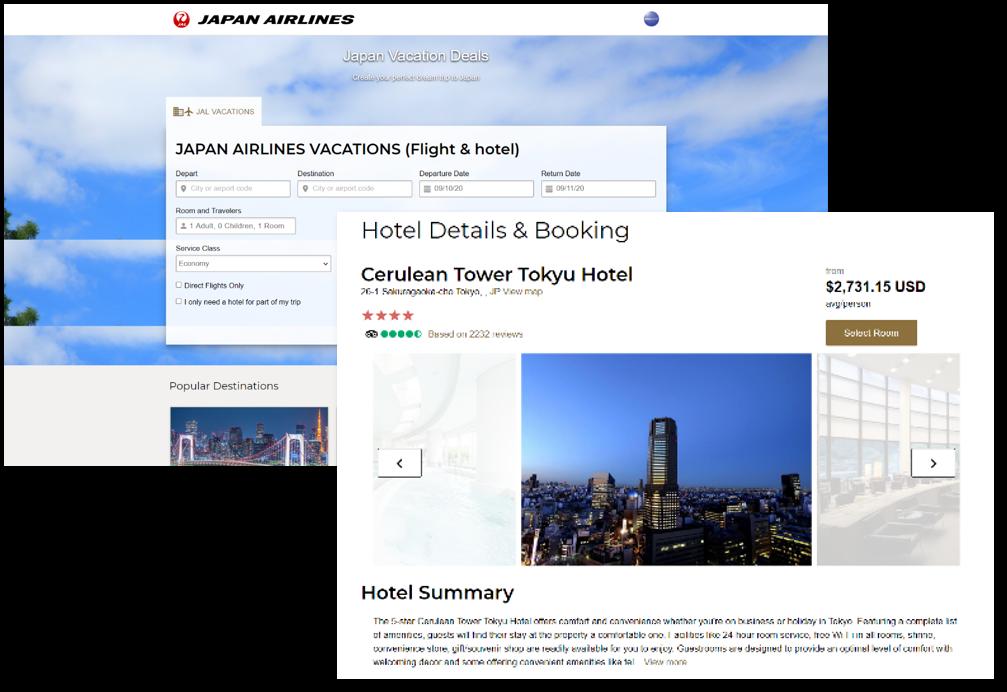 JAL Hotel Details